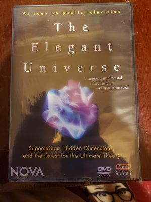 The Elegant Universe 2 DVD collection for Sale in Halethorpe, MD