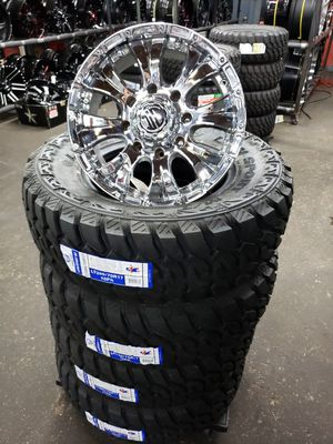 """17"""" FORD 8 lugs, $1100/set for Sale in Fort Worth, TX"""