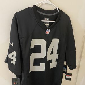 New Raiders Jersey Size Large Mens for Sale in Hacienda Heights, CA