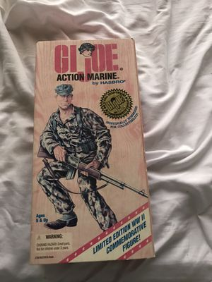 Vintage G.I. Joe never opened for Sale in Los Angeles, CA