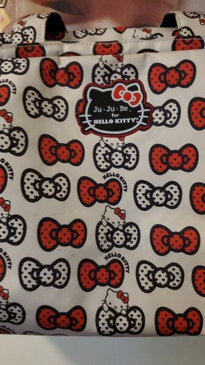 Ju Ju Be hello kitty diaper bag for Sale in Los Angeles, CA