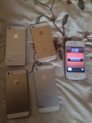 iPhone 4/4s /5/5c /5s se 6/6s/7/7plus $39-$359 for Sale in San Bernardino, CA