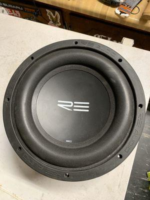 RE audio subwoofer for Sale in Virginia Beach, VA