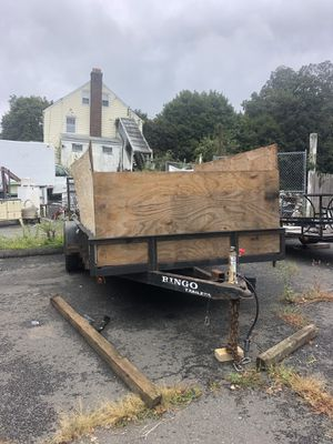 Ringo 18'trailer for Sale in Middlefield, CT