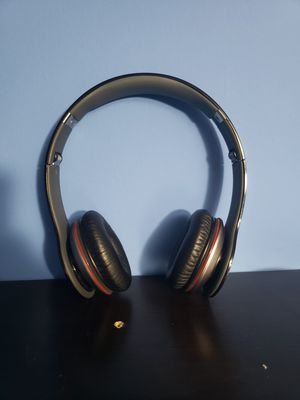 Beats Solo HD Wired Headphones for Sale in Riverdale, MD
