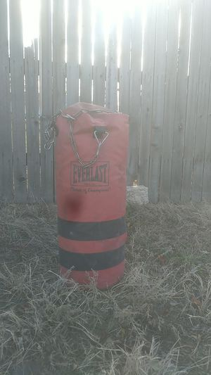 Everlasting punching bag for Sale in Lakewood, CO