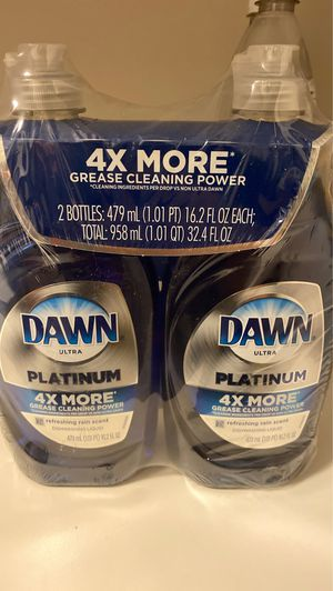 Dawn platinum - pack of 2 for Sale in Washington, DC