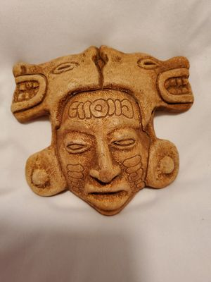 Maya mask for Sale in Sebring, FL