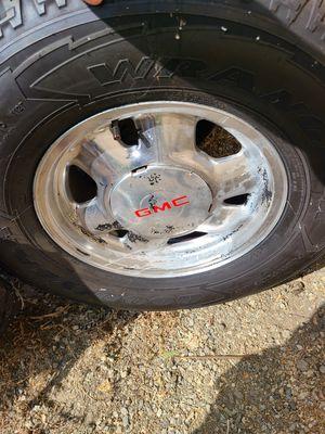 "17"" GMC OEM Rims for Sale in San Fernando, CA"