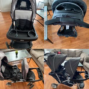 Double Stroller for Sale in Marlborough, MA