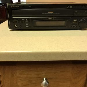 PIONEER - CLD-52 LASER DISC PLAYER for Sale in Chesapeake, VA