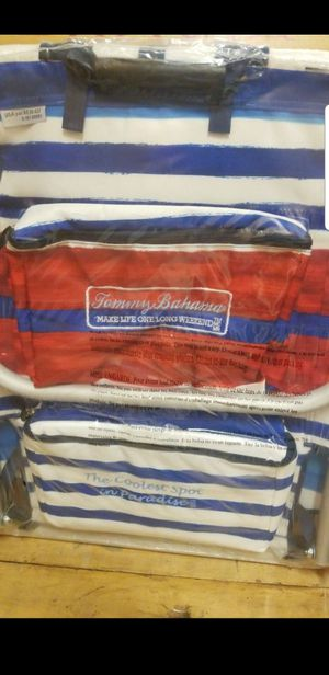 Tommy Bahama Backpack Chair. Beach Chair. New for Sale in Alexandria, VA