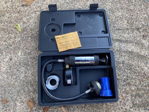 Motorad mt300 cooling system pressure tester like new with adapters car for Sale in Middle Valley, TN