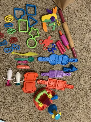 Playdoh accessories for Sale in Oregon City, OR