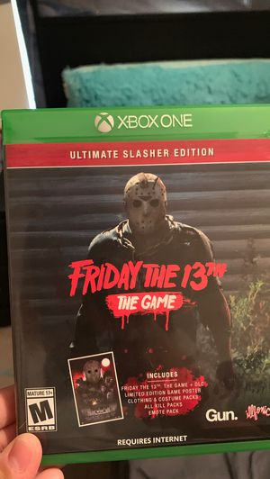 Friday the 13th game for Sale in Columbia, MO