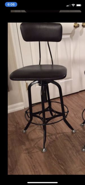 RH stool for $50 local pickup cash Vienna for Sale in Vienna, VA