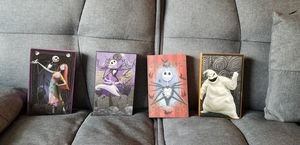 Nightmare before christmas collection picture for Sale in Pasadena, TX