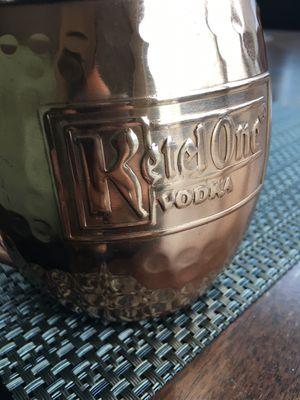 Genuine Ketel One 325th Anniversary Copper Mule Mugs. New in box for Sale in San Diego, CA