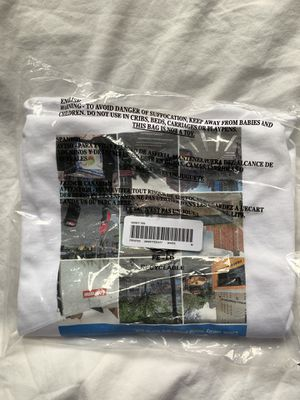 Supreme Verify Tee White for Sale in Redmond, WA
