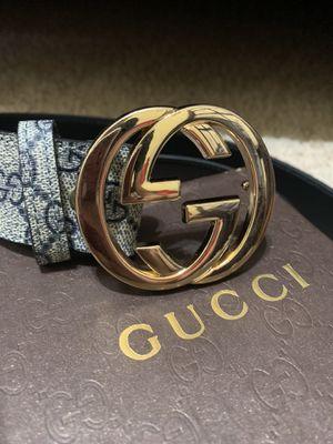 Gucci Gold Buckle Belt for Sale in Chula Vista, CA