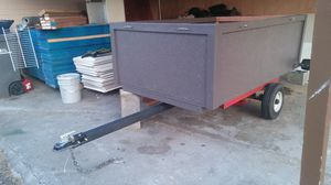 Small utility trailer for Sale in Everett, WA