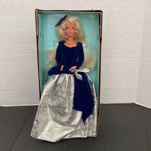 Barbie Winter Velvet Doll 1995 for Sale in Chandler, AZ