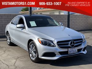 2015 Mercedes-Benz C-300 for Sale in Ontario, CA