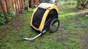 Burley bike trailer for Sale in Alameda, CA