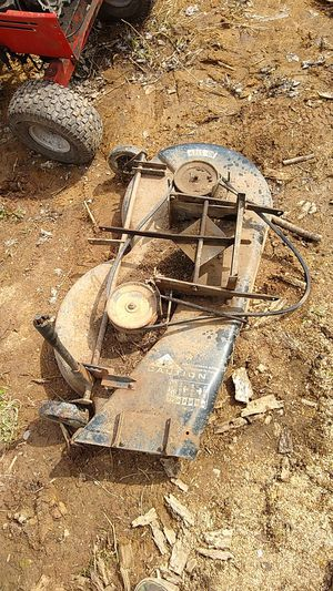 Mower deck off a Craftsman mower for Sale in Guysville, OH