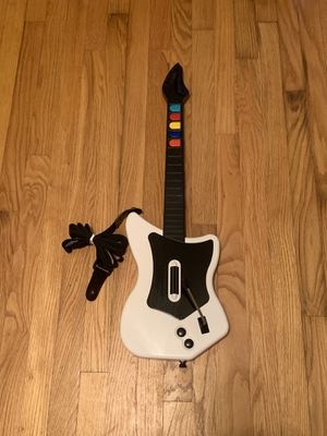 Guitar Hero Controller Playstation 2 PS2 Red Octane Wireless NO Dongle 95025 for Sale in Pelham, NH