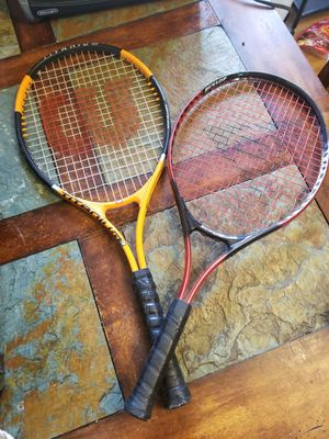 Tennis rackets for Sale in Albuquerque, NM