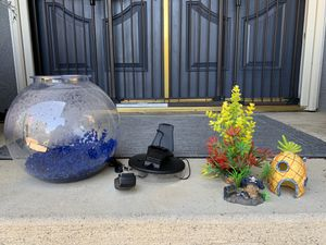 Goldfish Tank for Sale in Oceanside, CA