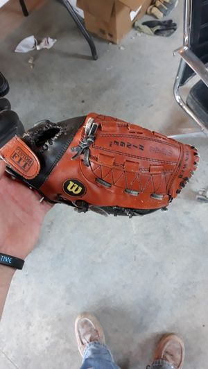 Childs Wilson size 11 1/2 Kerry wood baseball glove for Sale in Boston, MA