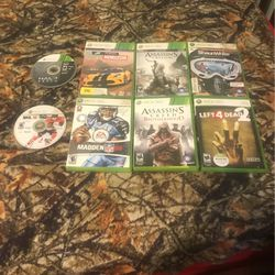 Xbox 360 Games for Sale in Ramona,  CA