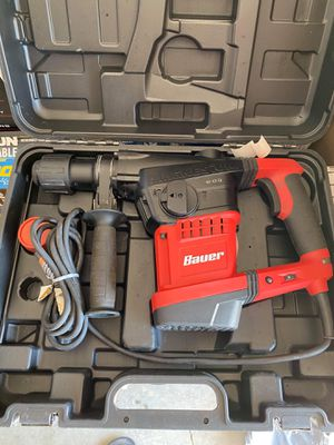 11 Amp 1-9/16 In. SDS Max-Type Pro Variable Speed Rotary Hammer for Sale in Killeen, TX