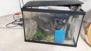 Aqueon 20 gallon aquarium for Sale in Cockeysville, MD