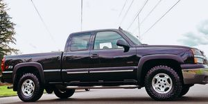 2003 CHEVROLET SILVERADO 1500 LT Z71 4WD**LEATHER**RUNNING for Sale in Columbus, OH