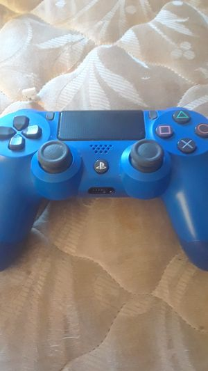 Blue ps4 controller for Sale in Rockville, MD