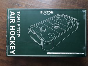 NEW- Table Air Hockey for Sale in Fresno, CA