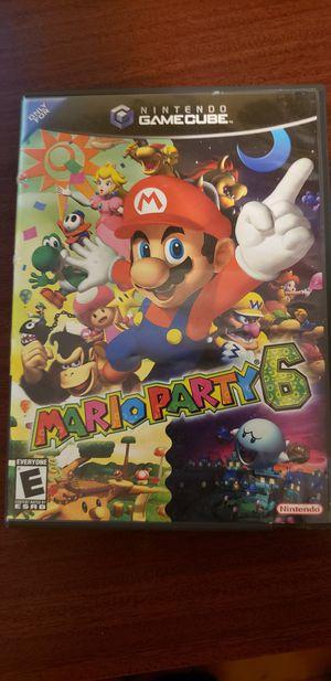 Mario Party 6 for Sale in Secaucus, NJ