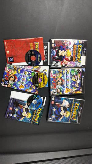 3 Nintendo GameCube Games for Sale in North Providence, RI