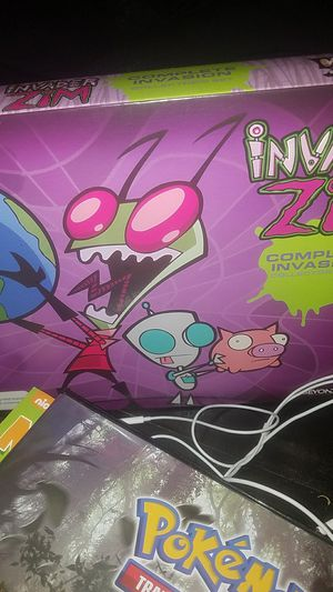 Invader zim full series dvd set for Sale in Bluefield, VA