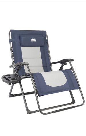 Over-sized Zero Gravity Recliner Chair for Sale in Palm Springs, CA