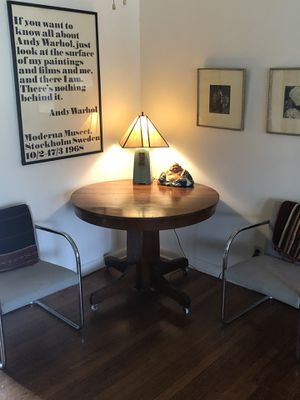 Antique Mission Style Oak Dining Table for Sale in Austin, TX