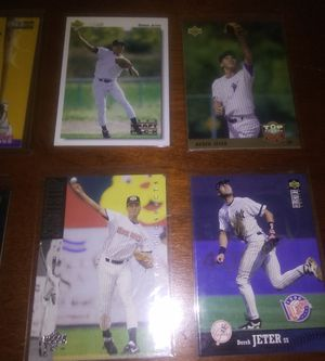 1990's Derek Jeter Baseball Cards - Lot of 4. In Good Condition. Shipping Included for Sale in Nashville, TN