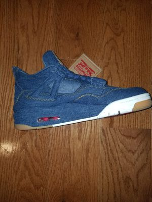 Levis 4s $200 firm sizes 9, 9.5, 10, 12 for Sale in Philadelphia, PA