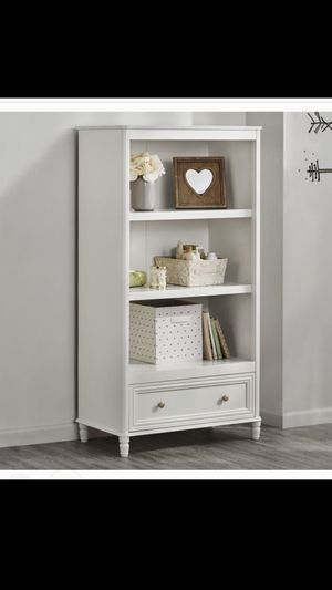 Little Seeds Piper BookCase Color White (Retails $239) for Sale in Houston, TX