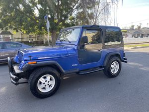 1995 Jeep Wrangler for Sale in Los Angeles, CA