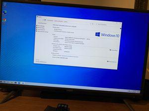 Windows 10 desktop computer for Sale in Vancouver, WA