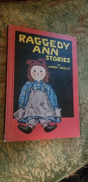 Vintage raggedy ann story book 60s for Sale in Davenport, IA